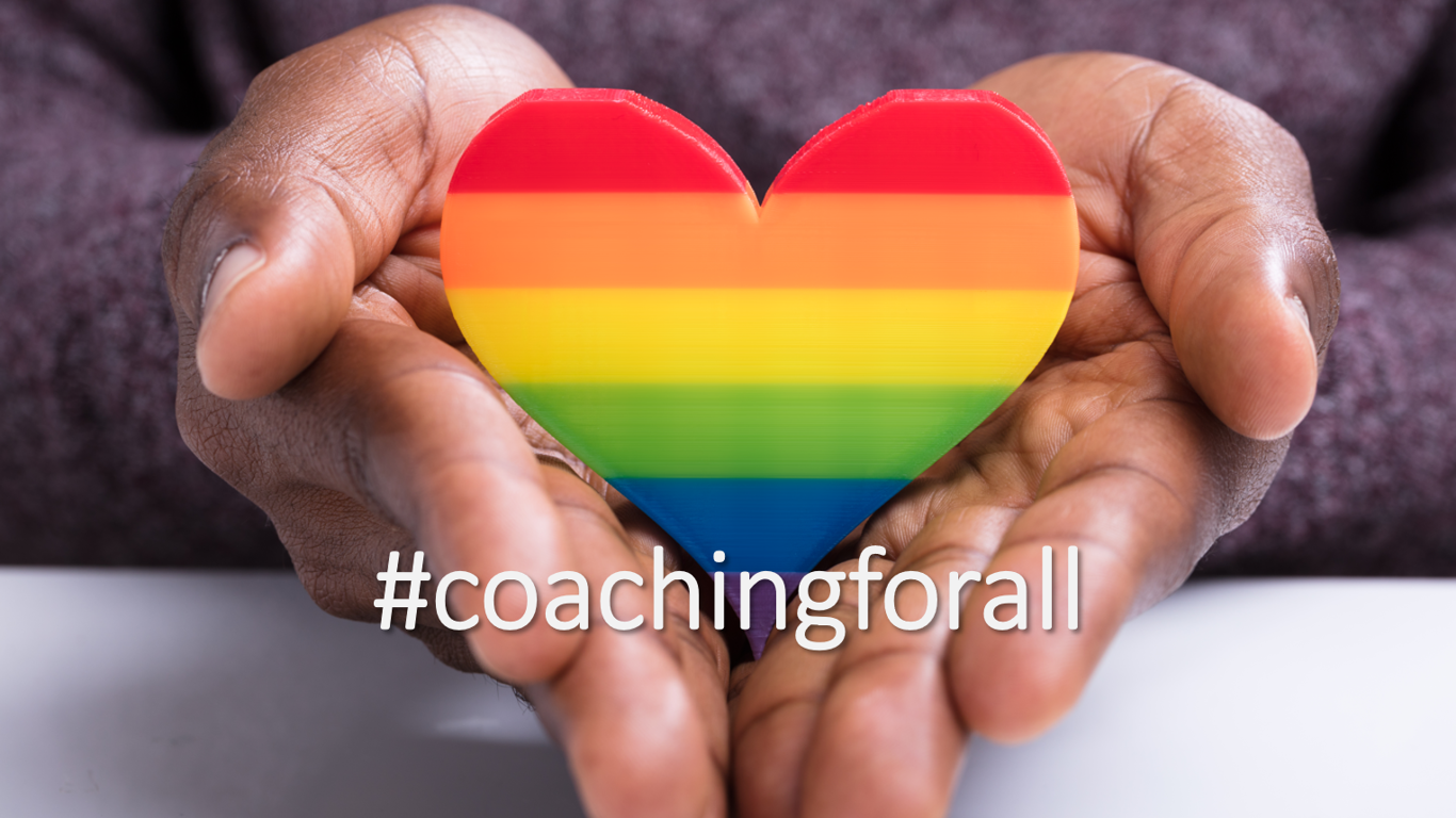 coaching loft is excited to enable pride month and the lgbt community